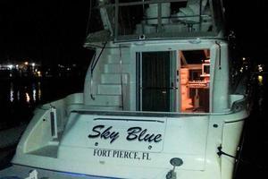 48' Sea Ray 480 Sedan Bridge 1999 Underwater Lights