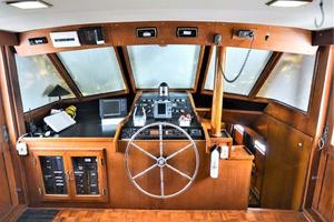 photo of Sea-Ranger-56-Motor-Yacht-1987-Déjà-Vu-Too-Stuart-Florida-United-States-Lower-Helm-920197