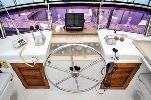 photo of Sea-Ranger-56-Motor-Yacht-1987-Déjà-Vu-Too-Stuart-Florida-United-States-Upper-Helm-920193