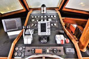 photo of Sea-Ranger-56-Motor-Yacht-1987-Déjà-Vu-Too-Stuart-Florida-United-States-Helm-Controls-920198