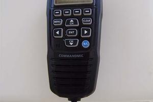 Stolper-380-Tournament-Express-1998-Reel-Deal-North-Palm-Beach-Florida-United-States-ICOM-Remote-VHF-Mic-919948