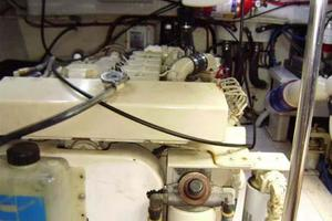 Stolper-380-Tournament-Express-1998-Reel-Deal-North-Palm-Beach-Florida-United-States-Starboard-Engine-919962