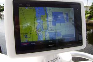 Stolper-380-Tournament-Express-1998-Reel-Deal-North-Palm-Beach-Florida-United-States-Garmin-Tower-Display-919949