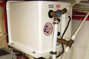 Stolper-380-Tournament-Express-1998-Reel-Deal-North-Palm-Beach-Florida-United-States-New-Hot-Water-System-919953