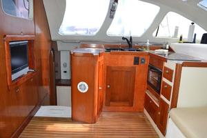37' Jeanneau Lagoon 37 1997 Galley