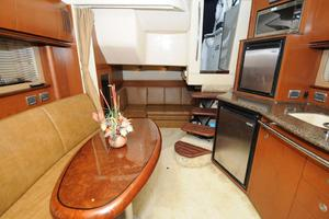 photo of Sea-Ray-38-Sundancer-2007-El-Don-North-Beach-Maryland-United-States-Salon-Aft-View-923242