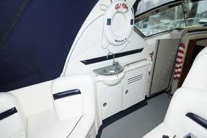 photo of Sea-Ray-38-Sundancer-2007-El-Don-North-Beach-Maryland-United-States-Cockpit-Port-923274