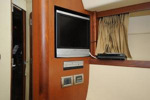 photo of Sea-Ray-38-Sundancer-2007-El-Don-North-Beach-Maryland-United-States-Master-Stateroom-Port-Side-TV-923264