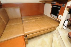 photo of Sea-Ray-38-Sundancer-2007-El-Don-North-Beach-Maryland-United-States-Mid-Cabin-Settee-Folded-Down-923267