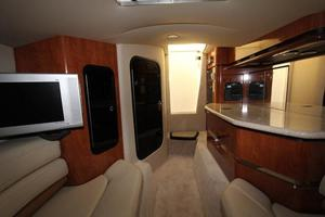 38' Fountain 38 Lightning 2009 Cabin Aft