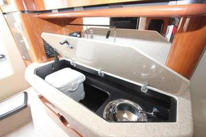 38' Fountain 38 Lightning 2009 Galley
