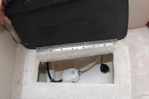 38' Fountain 38 Lightning 2009 Sump