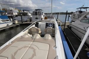 38' Fountain 38 Lightning 2009 Starboard Side