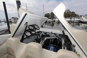 38' Fountain 38 Lightning 2009 Engine Hatches
