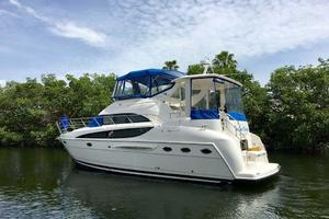 40' Meridian 408 Motoryacht 2004 Port Side