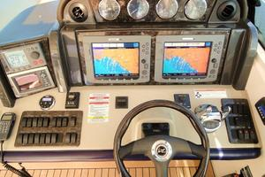 Sea-Ray-48-Sundancer-2008-Francesca-Coconut-Grove-Florida-United-States-Helm/Electronics-918639