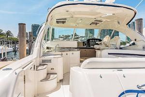 Sea-Ray-48-Sundancer-2008-Francesca-Coconut-Grove-Florida-United-States-Cockpit-918642