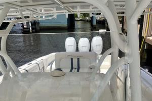 photo of Midnight-Express-37-Center-Console-2009-Sea-Likes-It-Rough-Fort-Lauderdale-Florida-United-States-Helm-Looking-Aft-918694