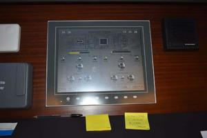 photo of PerMare-Amer-92-2010-Lady-H-Sanremo-Italy-Systems-Indicator-Board-923777