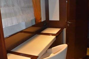 photo of PerMare-Amer-92-2010-Lady-H-Sanremo-Italy-Owners-Cabin-Desk-923788