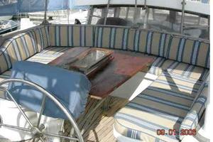 photo of Custom-John-Walsh-Expedition-Schooner-1988-Quest-Ft.-Lauderdale-Florida-United-States-Cockpit-924089