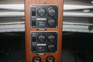 65' Custom John Walsh Expedition Schooner 1988 Pilothouse Genset Controls