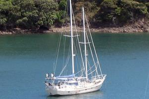 65' Custom John Walsh Expedition Schooner 1988