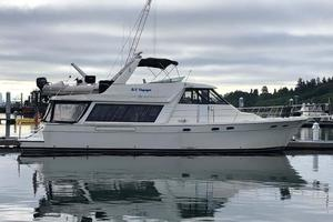 47' Bayliner 4788 Pilothouse 1995 Profile