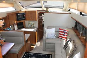39' Cruisers Yachts 396 Motoryacht 2007 Salon and Galley View
