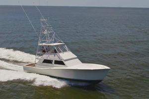 53' Custom Sportfish 1978  SUPER CREW