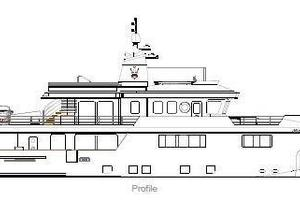 101' Ocean King Americana 2020 Profile