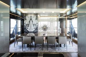 126' Admiral impero 2016 Formal Dining Area