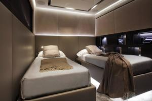 126' Admiral impero 2016 Guest Stateroom