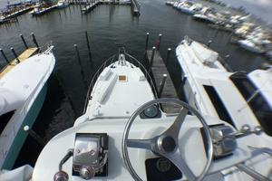 52' Hatteras Convertible 1990 Tower View