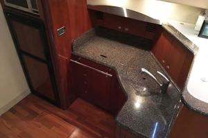 42' Sea Ray 420 Sedan Bridge 2005 Galley