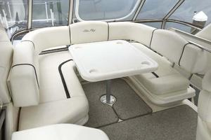 42' Sea Ray 420 Sedan Bridge 2005 Bridge Seating