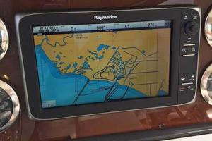 42' Sea Ray 420 Sedan Bridge 2005 Raymarine Hybrid Touch