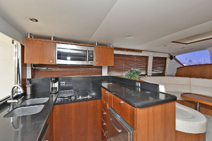 50' Naval Yachts 50 Yacht Cat 2011 Galley