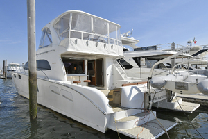 50' Naval Yachts 50 Yacht Cat 2011 Port Side