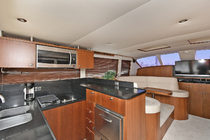 50' Naval Yachts 50 Yacht Cat 2011 Galley / Salon