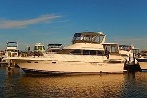 46' Silverton Motor Yacht 1990 Silverton 46 Motoryacht