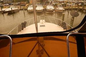 46' Silverton Motor Yacht 1990 View of bow