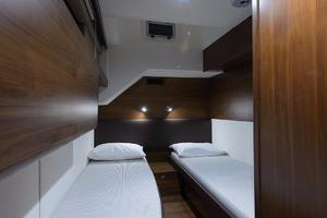 68' Princess Flybridge 68 Motoryacht 2015 Crew Cabin