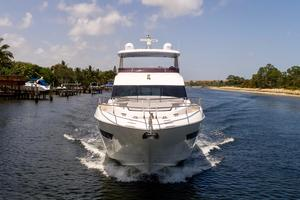 68' Princess Flybridge 68 Motoryacht 2015 Bow