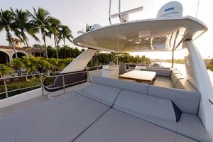 68' Princess Flybridge 68 Motoryacht 2015 Sunpad