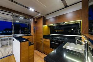 68' Princess Flybridge 68 Motoryacht 2015 Galley