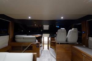 68' Princess Flybridge 68 Motoryacht 2015 Pilothouse