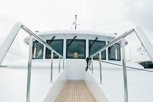 150' Richmond Yachts Tri-Deck Motor Yacht 2010 OBSERVATORY