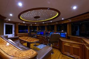 150' Richmond Yachts Tri-deck Motor Yacht 2010 PILOTHOUSE