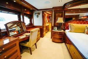 150' Richmond Yachts Tri-deck Motor Yacht 2010 FULL BEAM MASTER